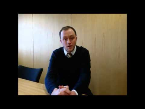 Andy O'Neill describes his role at the Staffordshire Civil Contingencies Unit