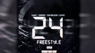 Logic - 24 Freestyle (Instrumental) | www.idbeatz.com |