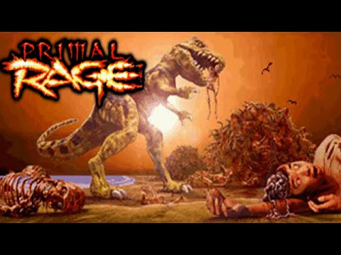 Primal Rage - All Fatalities/Finishers