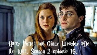Harry Potter and Ginny Wealsey after the war season 2 episode 16