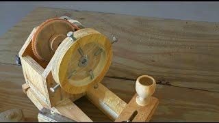 Making a Homemade Lathe Chuck - Torna Aynası Yapımı