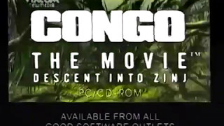 Congo  Descent into Zinj (1995) PC game trailer