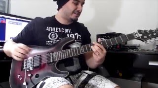 ***WINNER*** #JDCONTEST Guitar Solo Entry - Cacá Barros