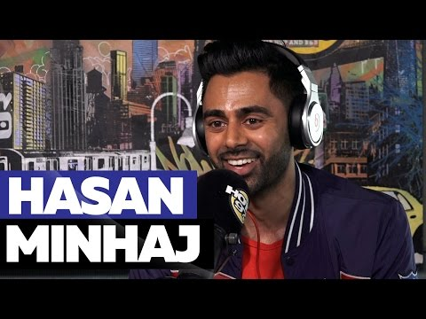 Hasan Minhaj Breaks Down What Went Down At The White House C