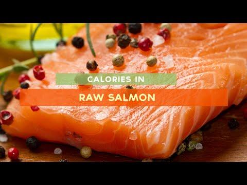 Calories In Salmon [raw, Grilled Salmon, Salmon Salad]