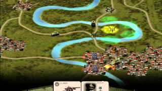 Panzer General 3D Assault - Montgomery s12 - Firefail