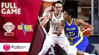 Reyer Venezia v ZVVZ USK Praha - Full Game - EuroLeague Women 2019-20