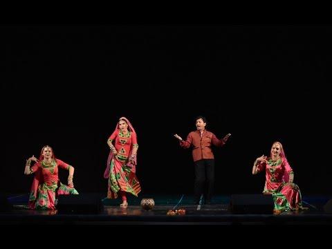 Bol Radha Bol Sangam, Raj Kapoor, Mukesh, Sangam, Live with Russian dancers, Магия Индии, Певец Биру