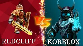 Redcliff VS Korblox - The Raid - ROBLOX Movie by Roblox Minigunner [REUPLOAD]