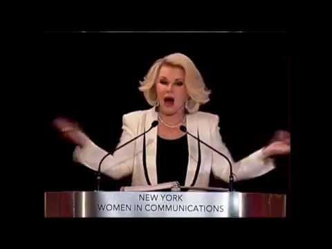 2013 Matrix Awards: Joan Rivers