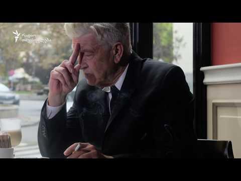 RFE/RL interview with David Lynch / ინტერვიუ დევიდ ლინჩთან