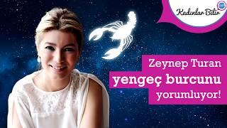 Zeynep Turan dan Aralık Ayı Yengeç Burcu Yorumu