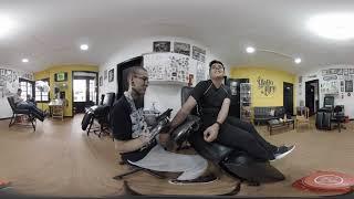 Gallo de Oro Tattoo-VR-360