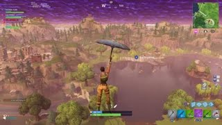The mid-air snipe!