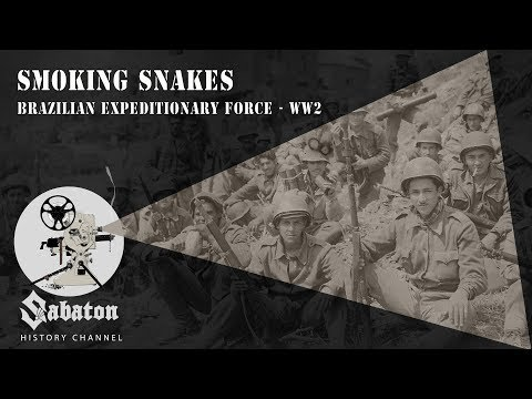 Smoking Snakes – Brazilian Expeditionary Force – Sabaton History 008