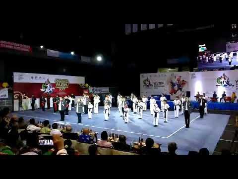 Siu Lim Tao Perform @ 1st Tradisional Wushu Championship 2017 Road To Asian Games 2018