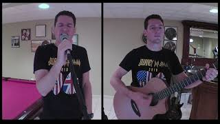 Journey - Faithfully (Acoustic cover by Adam Ruchman)