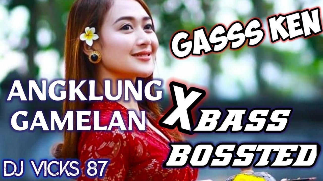 DJ PONG PONG VERSI ANGKLUNG SLOW TERBARU 2020