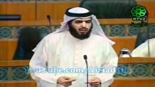جلسة 11ـ4ـ2012 كاملة ـ الموافقة على تعديل قانون الإجراءات الجزائية وتقليص مدة الحبس الاحتياطي ـ مجلس الأمة
