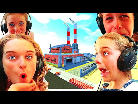 WHICH KID BUILDS THE BEST FACTORY in MINECRAFT ep1/3 Gaming w/ The Norris Nuts