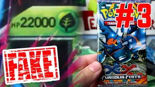 Opening FAKE Pokemon Cards! - BEST FAKE CARDS YET! - Fake Friday #3