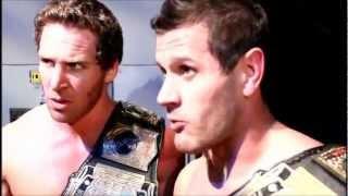 TNA Beer Money vs. Motor City Machine Guns - Genesis 2011 Promo