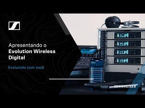 Apresentando o Evolution Wireless Digital – Evoluindo com você | Sennheiser