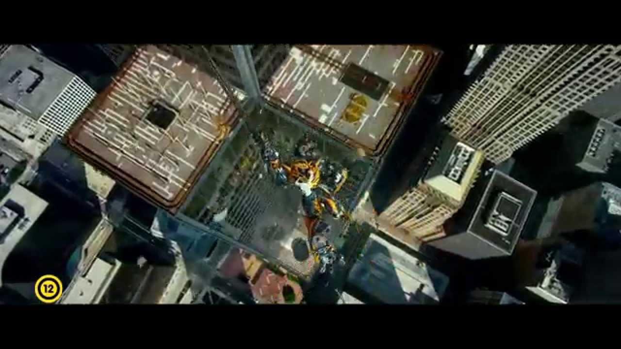 Transformers: A kihalás kora - hivatalos előzetes
