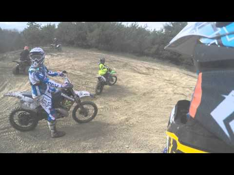 2015 Dirtbiking At Newtonville