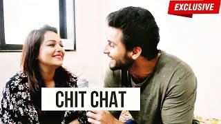 Leenesh Mattoo and Nehalaxmi's SUPER CUTE Chit chat | Ishqbaaaz