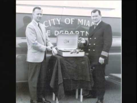 The First Paramedics City of Miami Fire Dept.