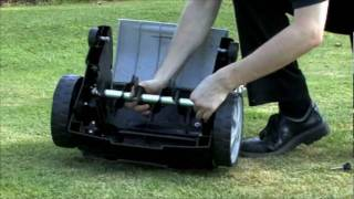 Alko Electric Scarifier Aerator