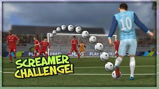 Screamer Challenge Part 2!!! : Dream League Soccer 2017 Challenge : Halloween Special