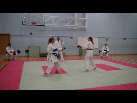 Lincoln Kofukan Karate - Bout 1