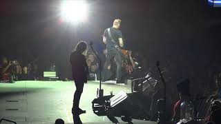 Metallica Nothing Else Matters & Enter Sandman Birmingham 30/10/2017