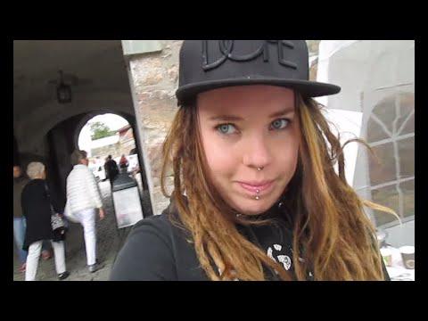 Norwegian vegetarian festival in Halden - Vlog