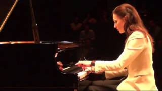 Jean Sebastian Bach piano concerto N1 BWV 1052 - mov 3  Solo version -Tatiana Primak Khoury