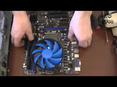 видео: Офф: Максим собирает компьютер.