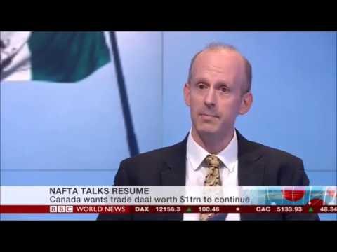 Professor David Collins re NAFTA Renegotiations
