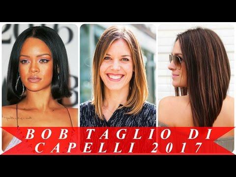Bob Taglio Di Capelli 2017