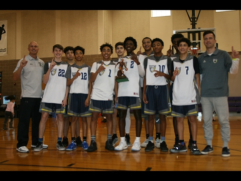 Vegas Elite Premier 2021 8th Grade Mens Wins Salt Lake Tournament 2017