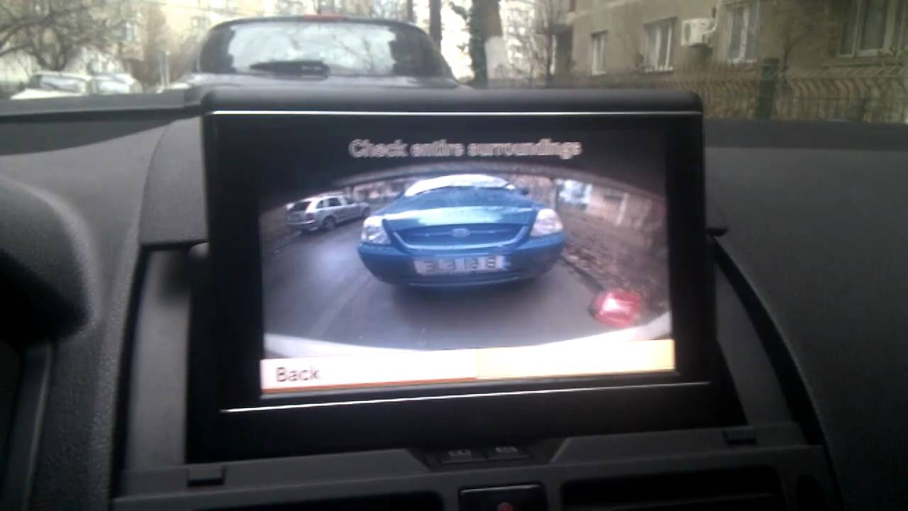 Rear back up camera w204 mercedes c class youtube cheapraybanclubmaster Images