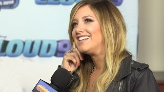 "Ashley Tisdale & ""Cloud 9"" Cast Talk On Set Secrets"