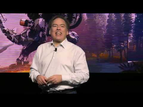 Beyond Generations - Shawn Layden of Sony Interactive Entertainment Worldwide Studios