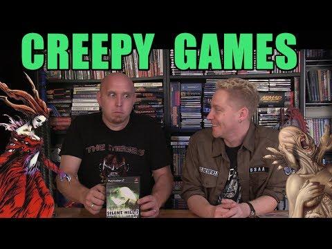 CREEPY GAMES! - Happy Console Gamer