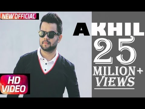 *AKHIL* New ( Official Song ) 2017 Speed...