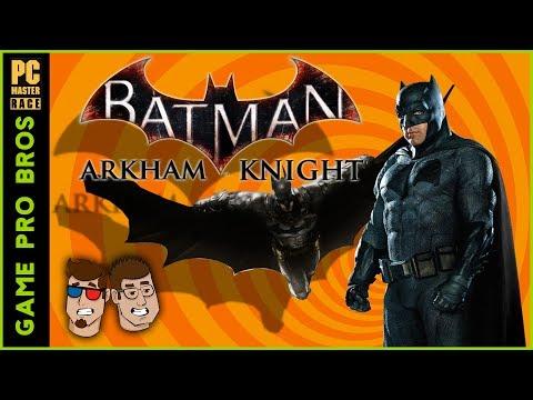 Batman: Arkham Knight - I'm Totally Not Bruce Wayne You Guys - Game Pro Bros |