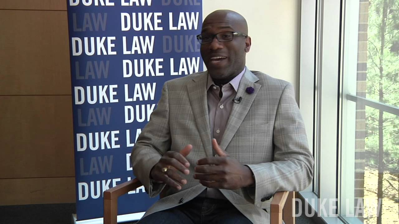 Joseph Karl Grant '98 describes why attending Duke Law was ...