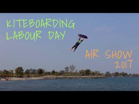 Kiteboarding Toronto -