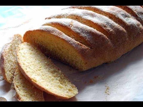 Receta de Pan de maíz / Cómo preparar Pan de Maíz - YouTube